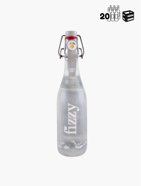 Fizzy Gazzosa Ticinese Citron  VC 35 cl C20 - Caisse 20