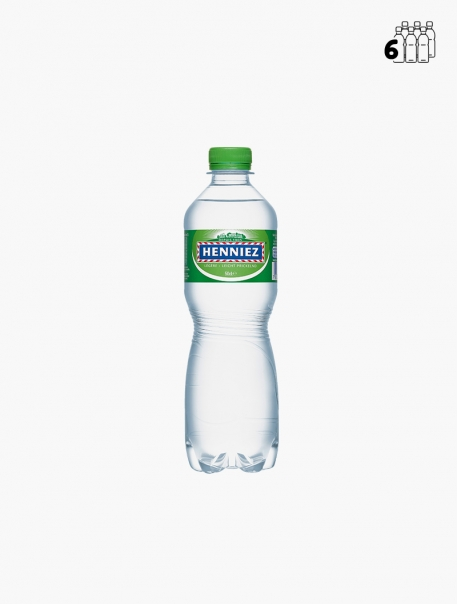 Henniez Verte PET 50 cl P6 - Pack 6