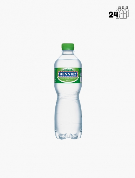 Henniez Verte PET 50 cl P24 - Pack 24