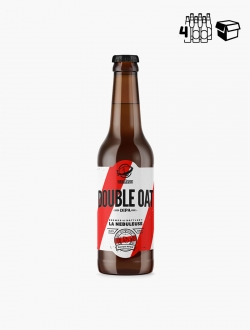 Nébuleuse Double Oat VP 33 cl P4 - Pack 4