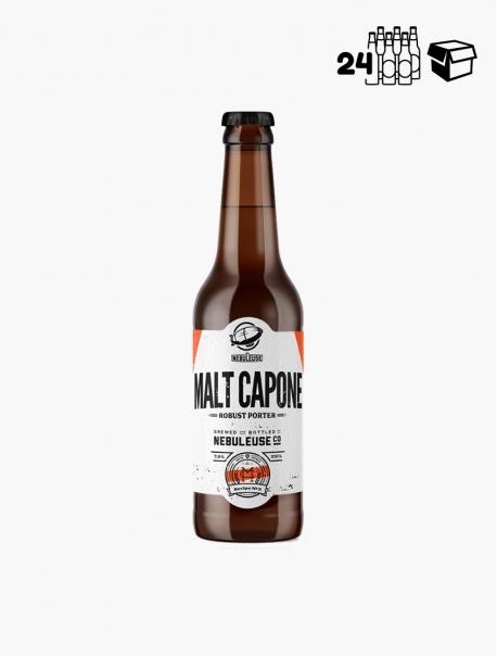 Nébuleuse Malt Capone VP 33 cl P24 - Pack 24