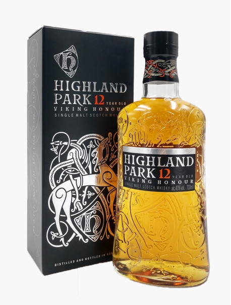Whisky Highland Park 12 ans VP 70 cl U - Pièce