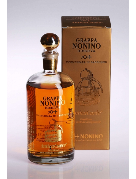 Grappa Nonino Cuvée 2014 VP 70 cl U