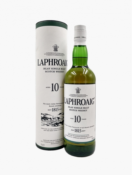 Whisky Laphroaig S. Islay Malt 10 ans VP 70 cl U