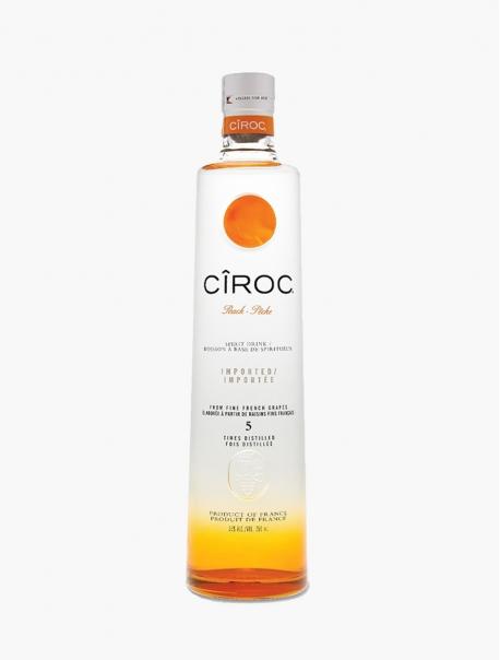 Vodka Cîroc Pêche VP 70 cl U