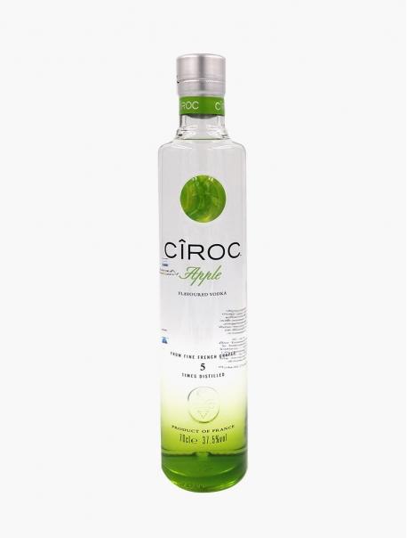 Vodka Cîroc Pomme VP 70 cl U - Pièce