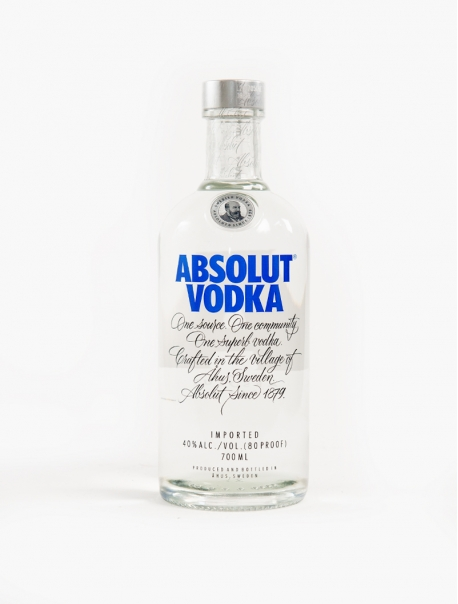 Vodka Absolut VP 70 cl U - Pièce