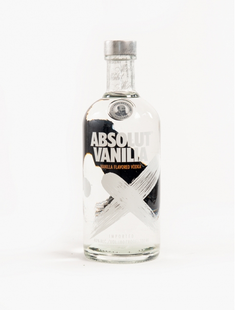 Vodka Absolut Vanille VP 70 cl U - Pièce