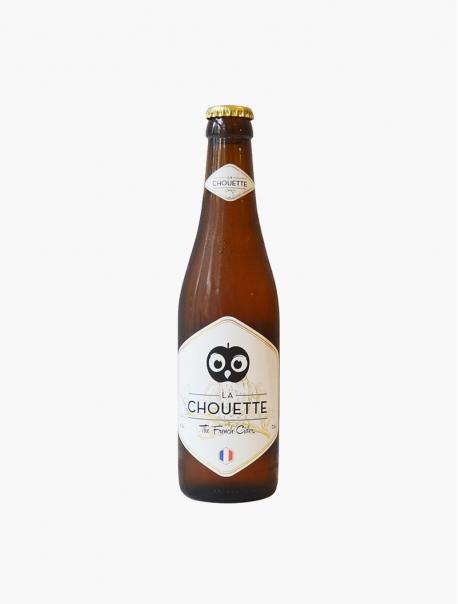 Cidre La Chouette VP 33 cl U - Pièce