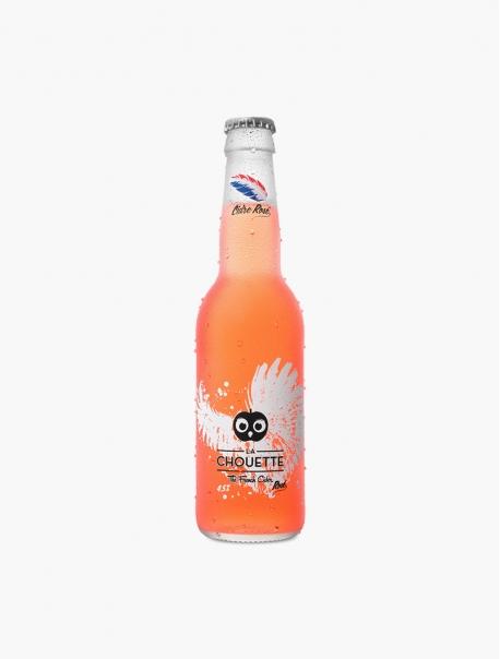 Cidre La Chouette Rosé VP 33 cl U - Pièce