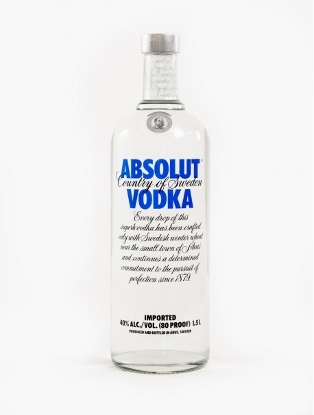Vodka Absolut VP 150 cl U - Pièce