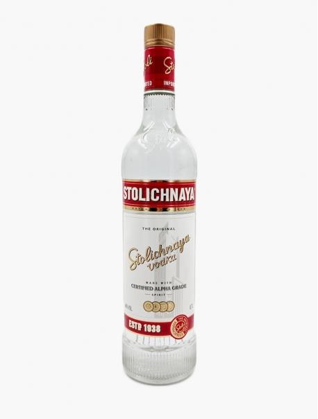 Vodka Stolichnaya VP 70 cl U