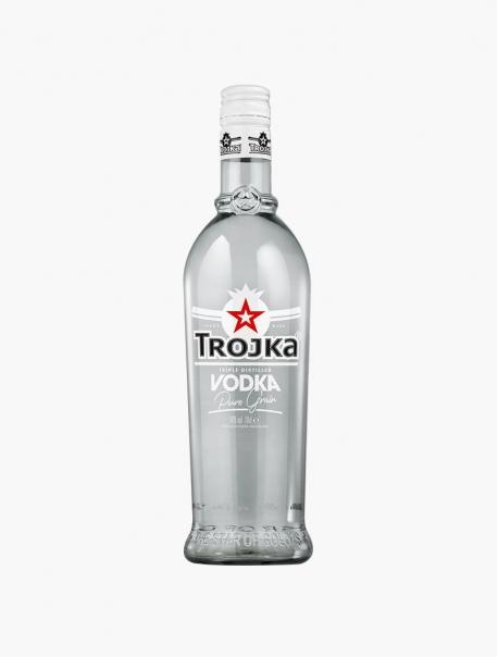Vodka Trojka Pure Grain VP 70 cl U