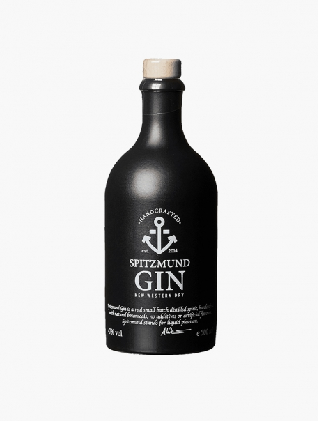 Gin Spitzmund New Western Dry VP 50 cl U - Pièce
