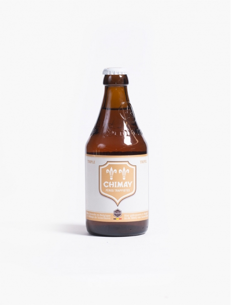 Chimay Blanche Tripel VP 33 cl U