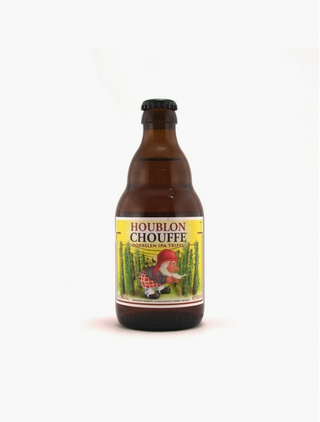 Chouffe Houblon VP 33 cl U - Pièce
