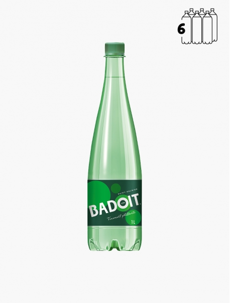 Badoit PET 100 cl P6