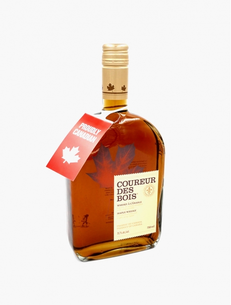 Whisky Coureur des Bois VP 70 cl U