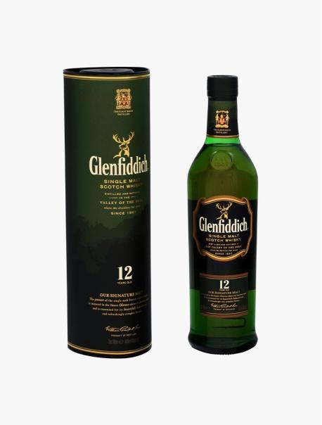 Glenfiddich 12 ans VP 70 cl U - Pièce