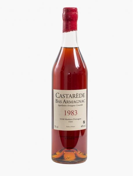 Armagnac Bas Castarède 1983 VP 70 cl U