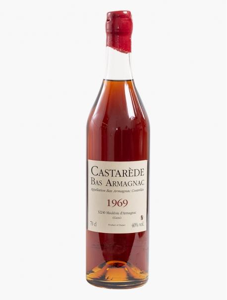 Armagnac Bas Castarède 1969 VP 70 cl U