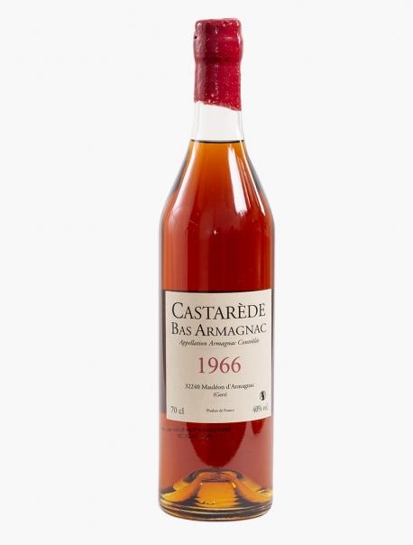 Armagnac Bas Castarède 1966 VP 70 cl U