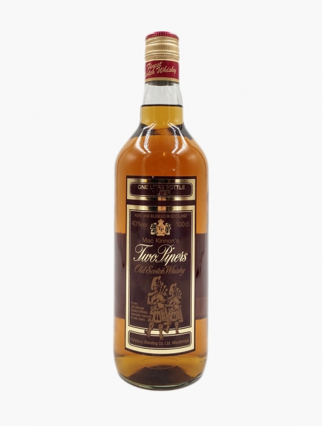 Whisky Two Pipers VP 100 cl U - Pièce