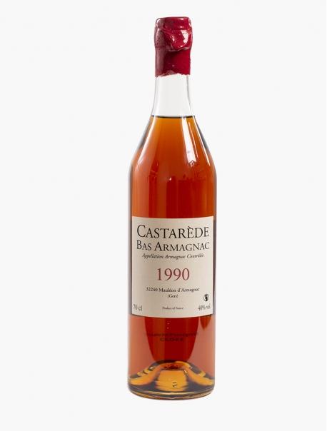 Armagnac Bas Castarède 1990 VP 70 cl U