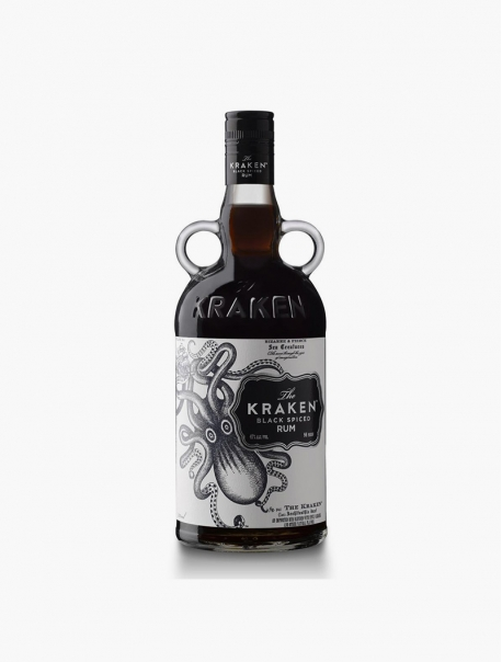 Rhum The Kraken Black Spiced VP 70 cl U - Pièce