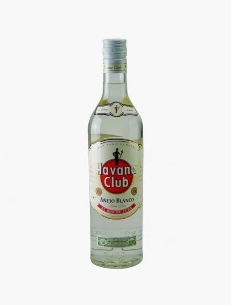 Rhum Havana Cuba Blanc VP 70 cl U - Pièce