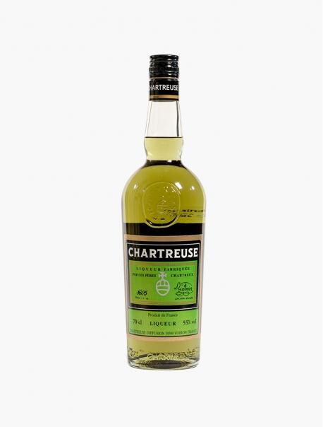 Bitter Chartreuse Verte VP 70 cl U