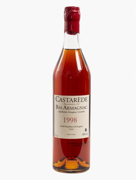 Armagnac Bas Castarède 1998 VP 70 cl U