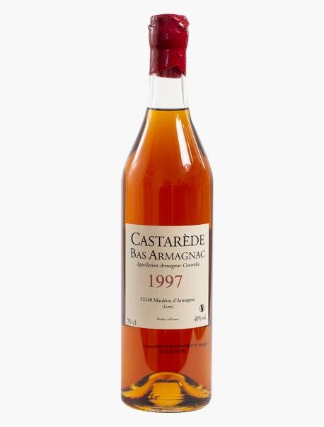 Armagnac Bas Castarède 1997 VP 70 cl U