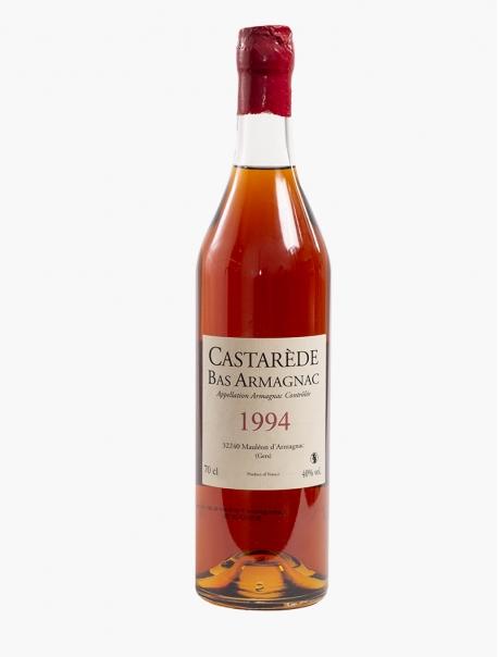 Armagnac Bas Castarède 1994 VP 70 cl U