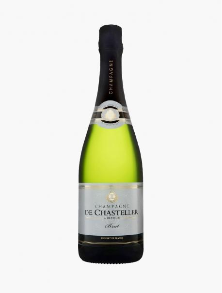 Champagne de Chasteller Brut VP 75 cl U - Pièce