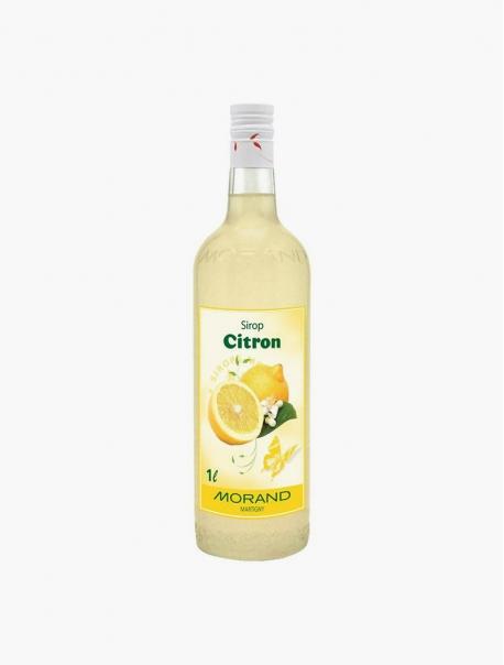 Sirop Morand Citron VP 100 cl U
