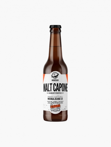 Nébuleuse Malt Capone VP 33 cl U - Pièce