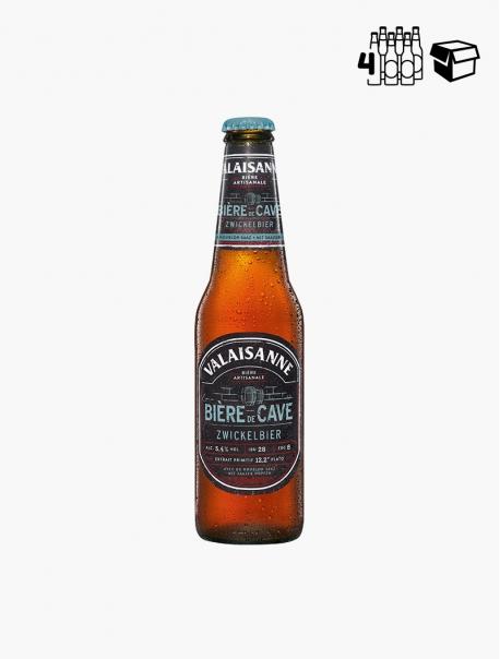 Valaisanne Bière de Cave VP 33 cl P4