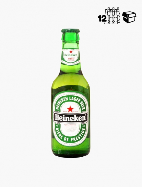 Heineken VP 25 cl P12 - Pack 12