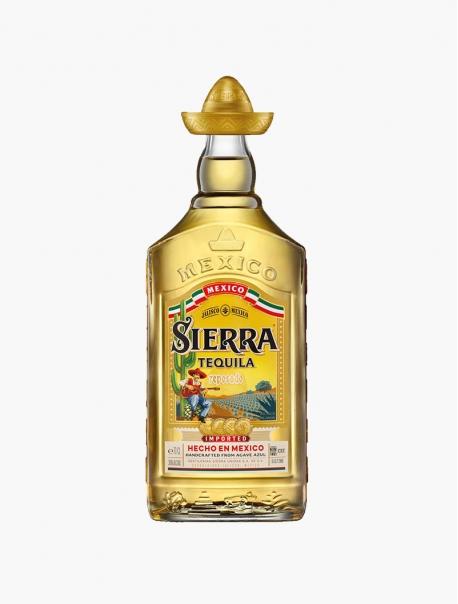 Tequila Sierra Reposada VP 70 cl U