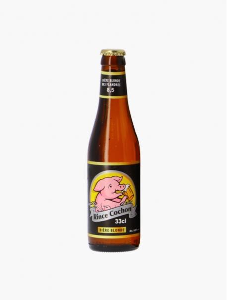 Rince Cochon Blonde VP 33 cl U - Pièce