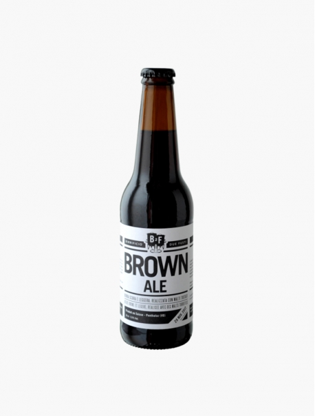 B2F Brown Ale VP 33 cl U - Pièce