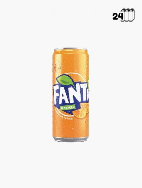 Fanta CNT 33 cl P24