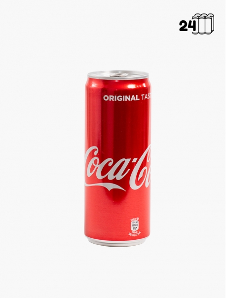 Coca-Cola CNT 33 cl P24