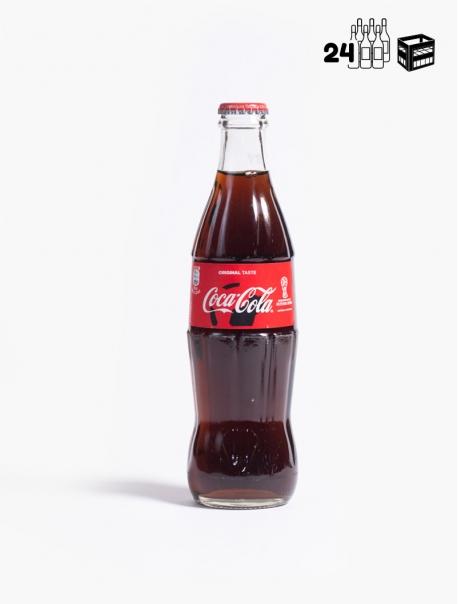 Coca-Cola VC 33 cl C24 - Caisse 24