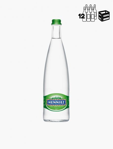 Henniez Verte VC 75 cl C12 - Caisse 12