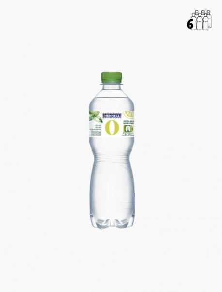 Henniez Citron Vert-Mélisse 0% PET 50 cl P6