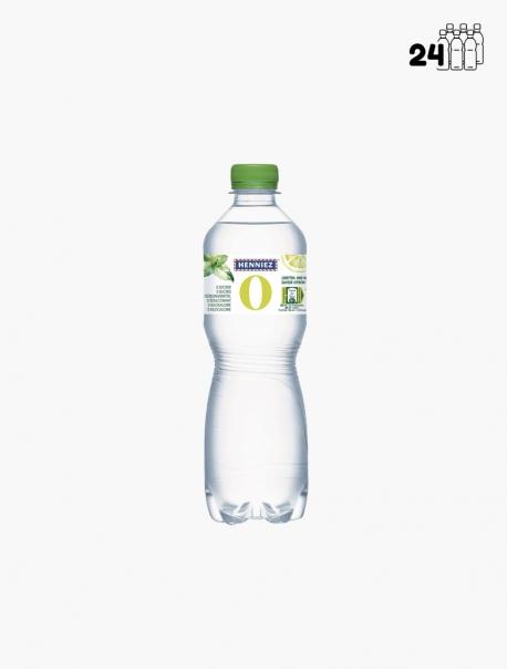 Henniez Citron Vert-Mélisse 0% PET 50 cl P24