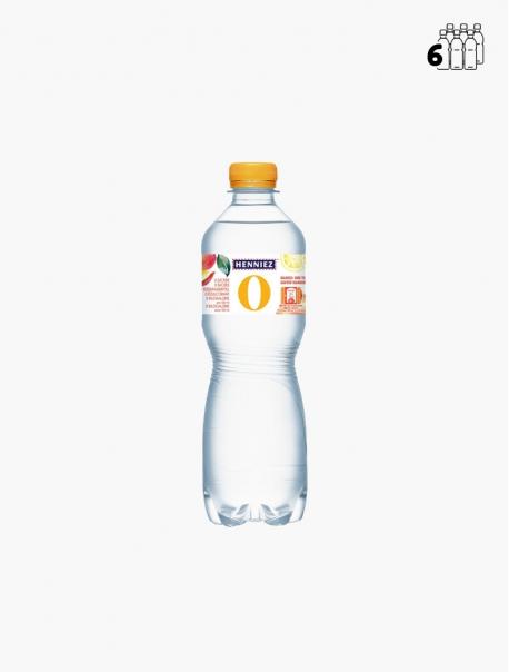 Henniez Mangue-Yuzu 0% PET 50 cl P6