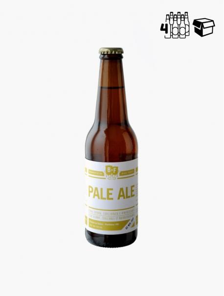 B2F Pale Ale VP 33 cl P4 - Pack 4